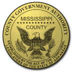 Seal of Mississippi County, Arkansas
